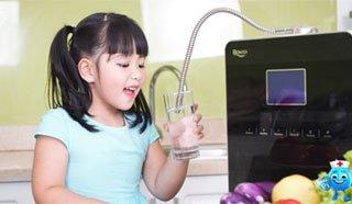 Máy lọc nước điện giải