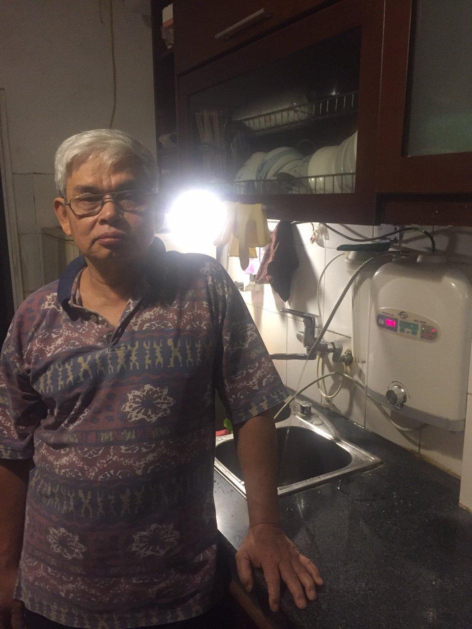 Cô chú sử dụng máy tạo nước Pi trong gia đình đã hơn 3 năm nay