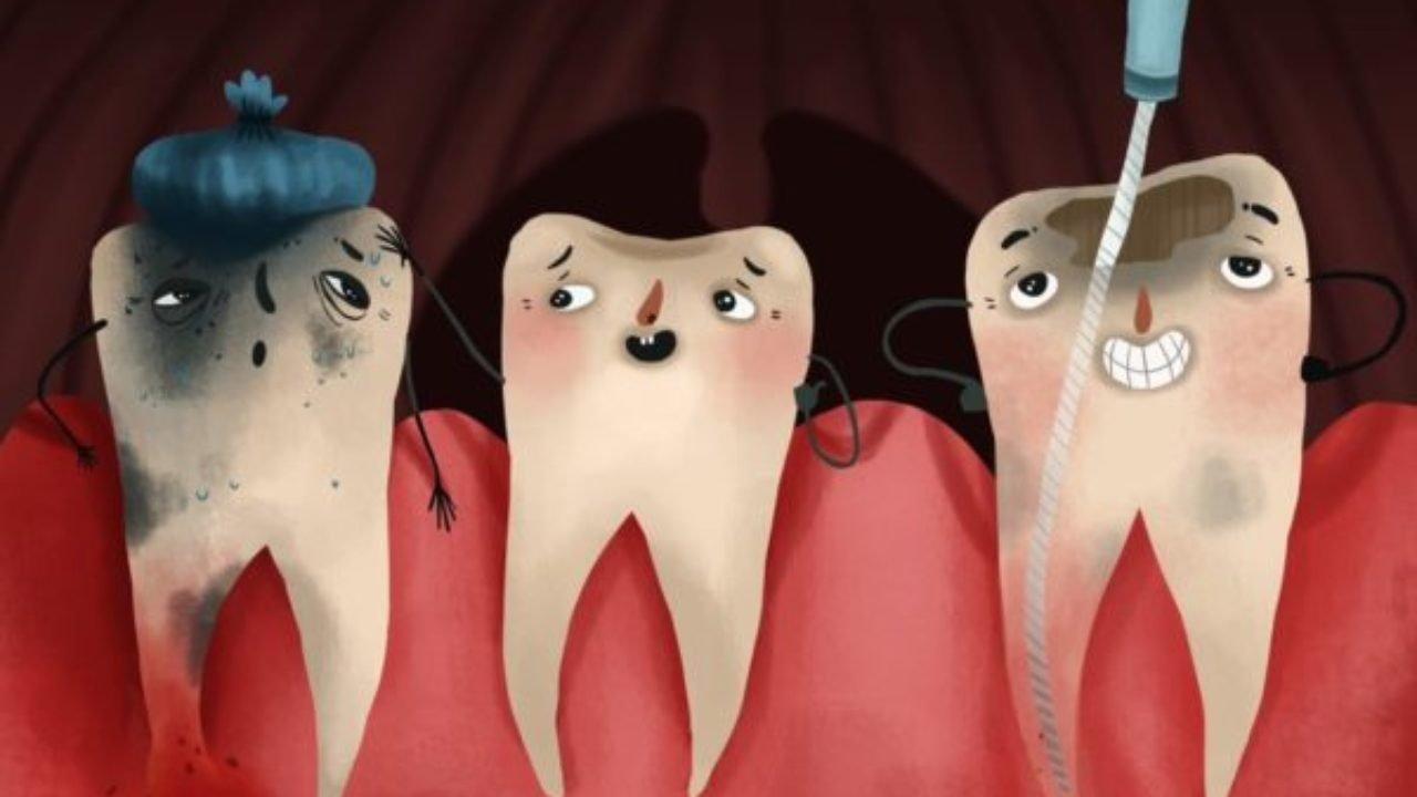 Nước ngọt có gas ảnh hưởng tới sức khỏe răng miệng của trẻ